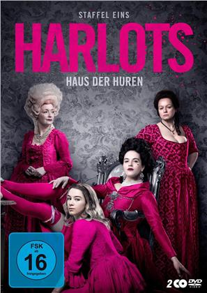 Harlots - Haus der Huren - Staffel 1 (2 DVDs)