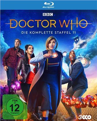 Doctor Who - Staffel 11 (3 Blu-rays)