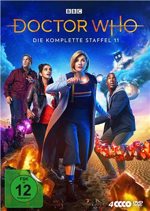 Doctor Who - Staffel 11 (4 DVDs)
