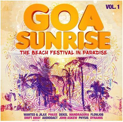 Goa Sunrise Vol. 1 (2 CDs)