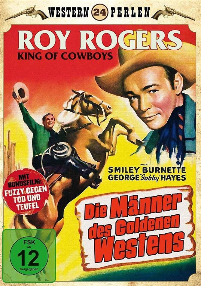 Die Männer des Goldenen Westens (1942) (Western Perlen, s/w)