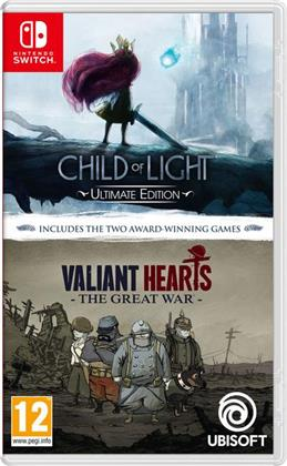Child of Light + Valiant Hearts Compilation