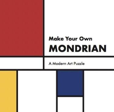 Make Your Own Mondrian - An Immersive Modern Art Puzzle