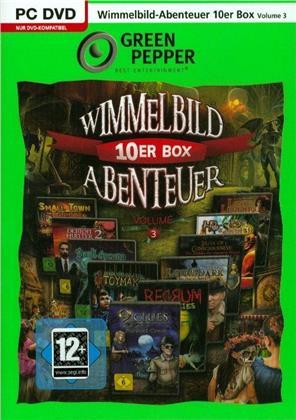 Green Pepper - Wimmelbild 10er Box Vol.3