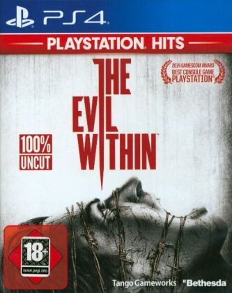 PlayStation Hits - The Evil Within 1