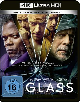 Glass (2019) (4K Ultra HD + Blu-ray)