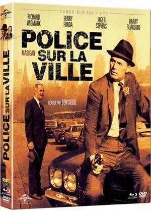 Police sur la ville (1968) (Blu-ray + DVD)