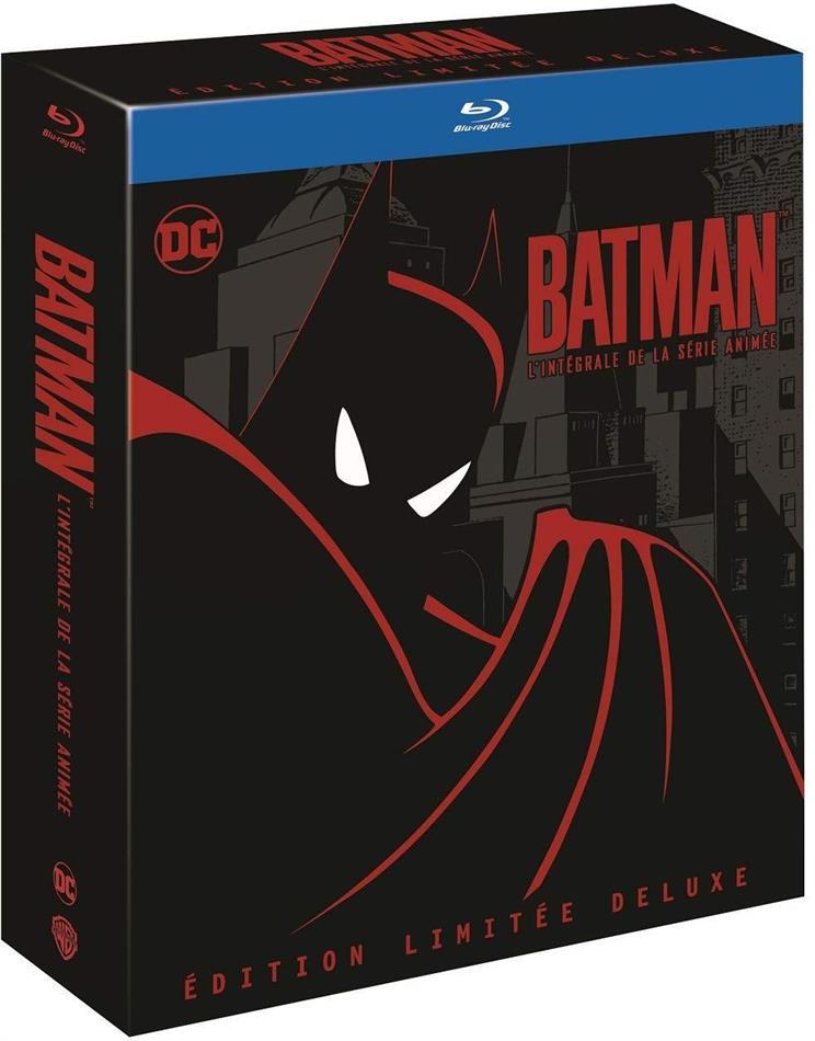 Batman - La série animée - L'intégrale de la série animée (Deluxe Edition, Limited Edition, 12 Blu-rays)