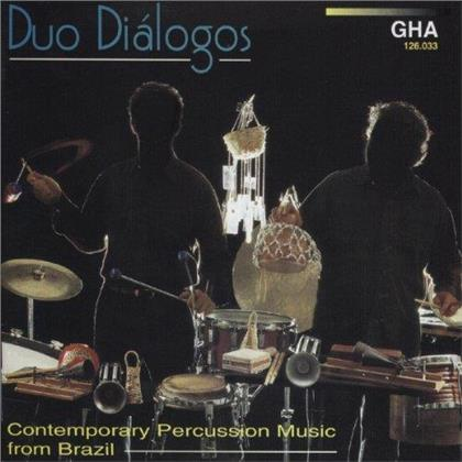 Duo Dialogos - Contemporary Percussion Music From Brazil