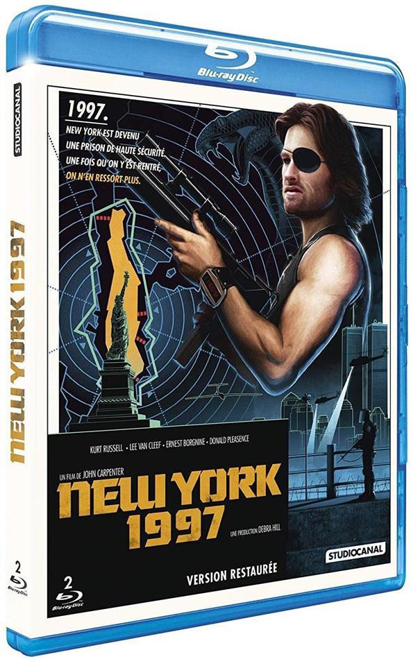 New York 1997 (1981) (2 Blu-rays)