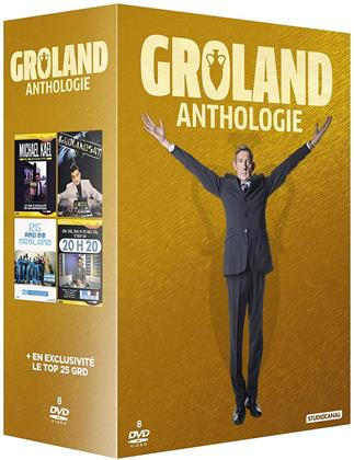 Groland Anthologie (8 DVD)