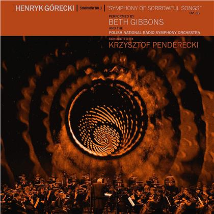 Beth Gibbons (Portishead), The Polish National Radio Symphony Orchestra & Henryk Mikolaj Górecki (1933-2010) - Symphony No 3 (LP)