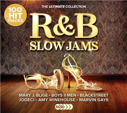Ultimate Collection - R&B Slow Jams (5 CDs)