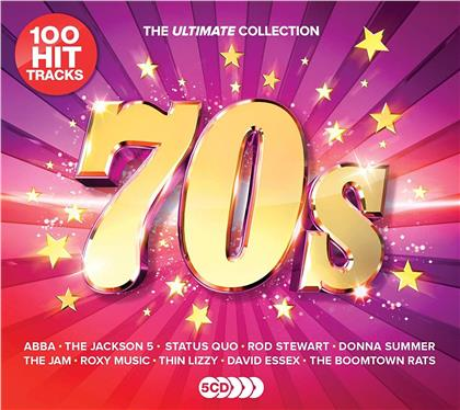 Ultimate Collection - The 70s (5 CDs)