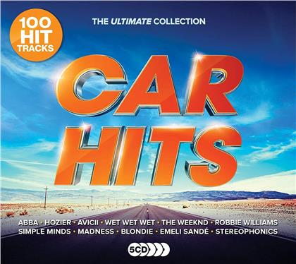 Ultimate Collection - Car Hits (5 CDs)