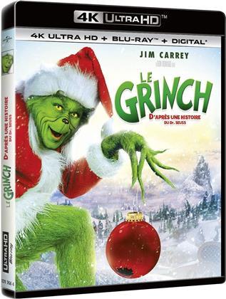 Le Grinch (2000) (4K Ultra HD + Blu-ray)