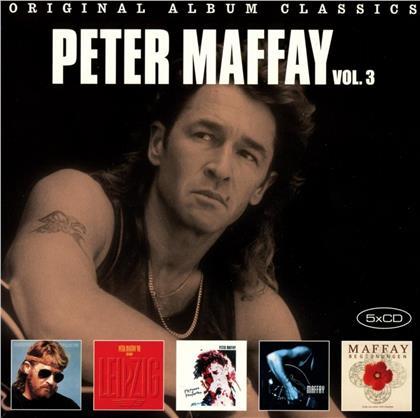 Peter Maffay - Oac Maffay (5 CDs)