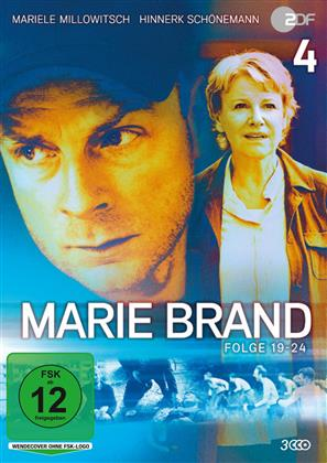 Marie Brand 4 - Box 4 / Folge 19-24 (3 DVDs)