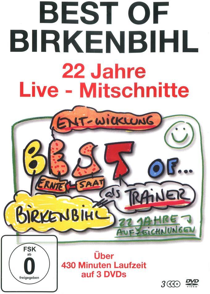 Vera F. Birkenbihl - Best of! 22 Jahre Live Mitschnitte (3 DVDs)