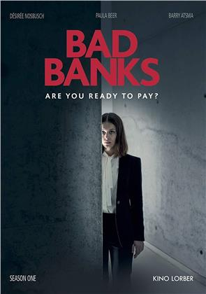 Bad Banks - Season 1 (2 DVDs)