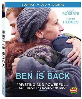 Ben is Back (2018) (Blu-ray + DVD)