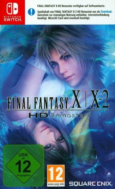 Final Fantasy X / X-2 - HD Remastered