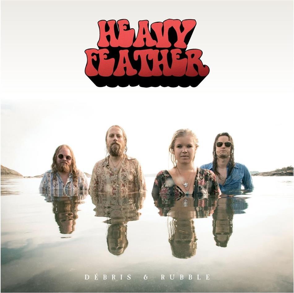 Heavy Feather - Débris & Rubble (LP)
