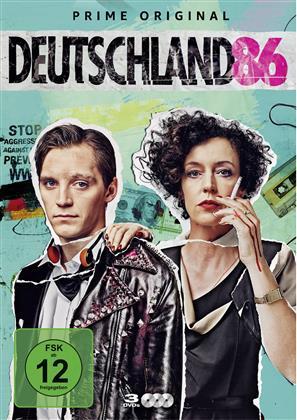 Deutschland 86 - Staffel 1 (3 DVDs)