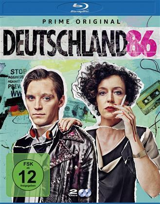 Deutschland 86 - Staffel 1 (2 Blu-rays)