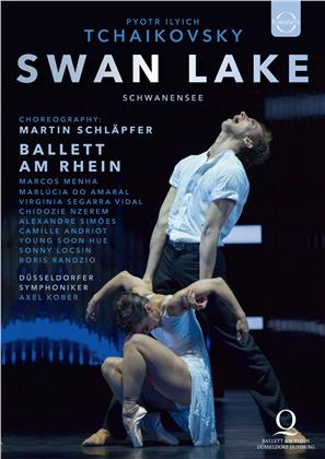 Ballet am Rhein, Düsseldorfer Symphoniker, … - Tchaikovsky - Swan Lake (Euro Arts)