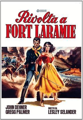 Rivolta a Fort Laramie (1956) (Cineclub Classico, n/b)