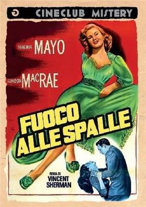 Fuoco alle spalle (1950) (Cineclub Mistery, n/b)
