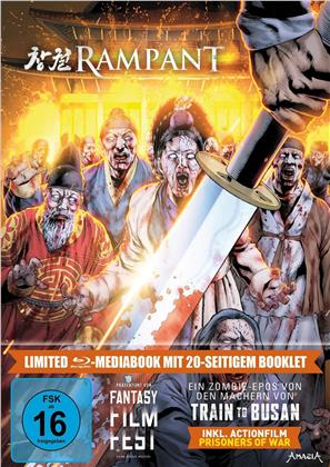 Rampant (2018) (Limited Edition, Mediabook, 2 Blu-rays)