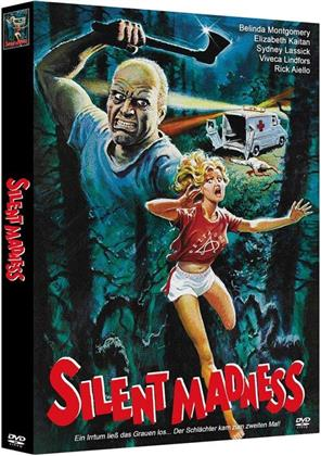 Silent Madness (1984) (Cover A, Limited Edition, Mediabook, Uncut, 2 DVDs)
