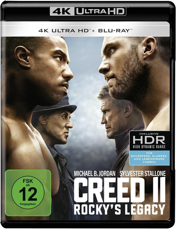 Creed 2 - Rocky's Legacy (2018) (4K Ultra HD + Blu-ray)
