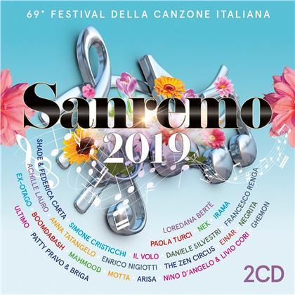 Sanremo - Various 2019 (2 CDs)