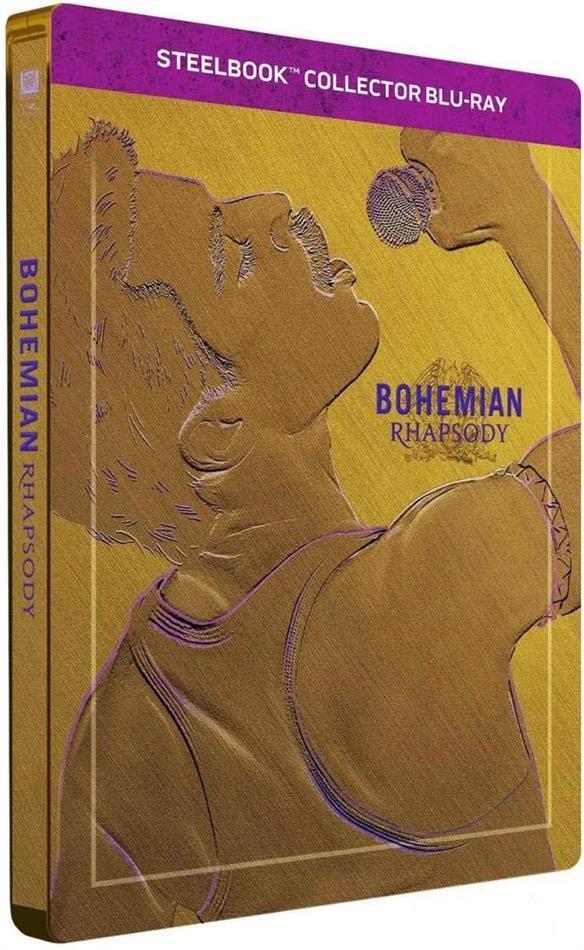 Bohemian Rhapsody (2018) (Collector's Edition, Edizione Limitata, Steelbook)