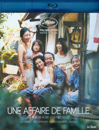 Une affaire de famille (2018) (Digibook)