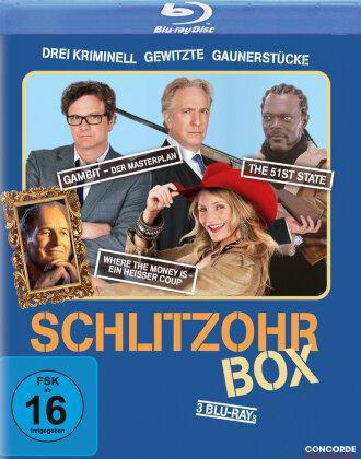 Schlitzohr Box (3 Blu-rays)