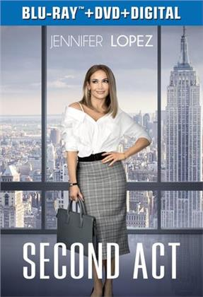 Second Act (2018) (Blu-ray + DVD)