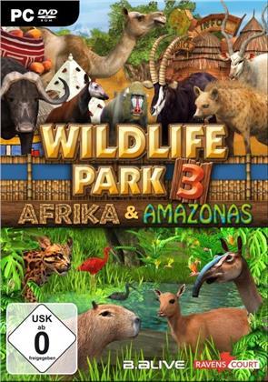 Wildlife Park 3 - Afrika & Amazonas