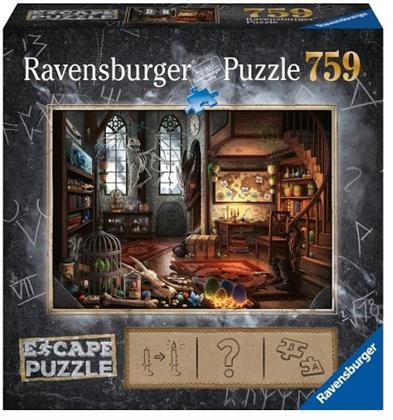 Escape Puzzle 5: Dragon Laboratory - 759 Teile Puzzle
