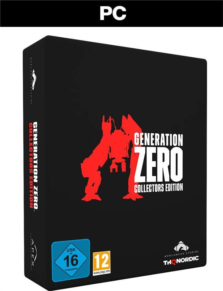 Generation Zero (Édition Collector)