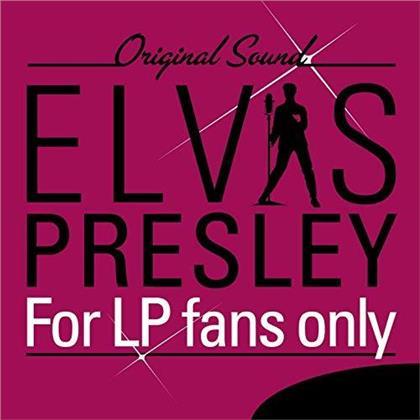 Elvis Presley - For LP Fans Only (2019 Reissue, Gatefold, Limited Edition, LP)