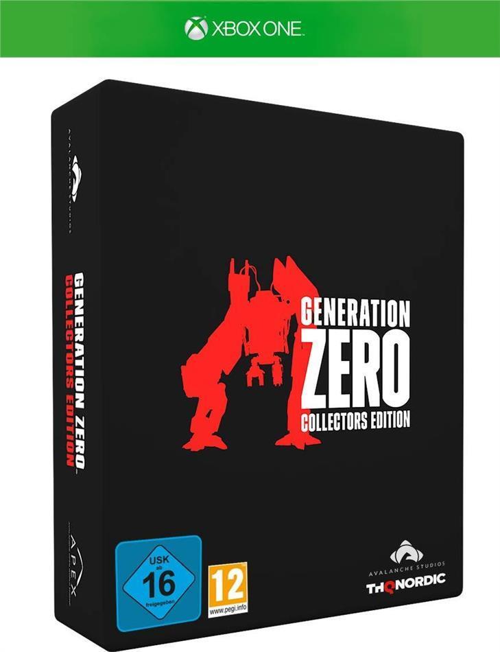 Generation Zero (Collector's Edition)