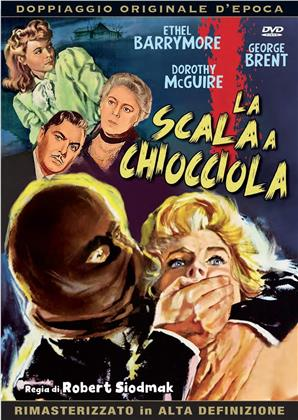 La scala a chiocciola (1946) (Doppiaggio Originale D'epoca, HD-Remastered, n/b)