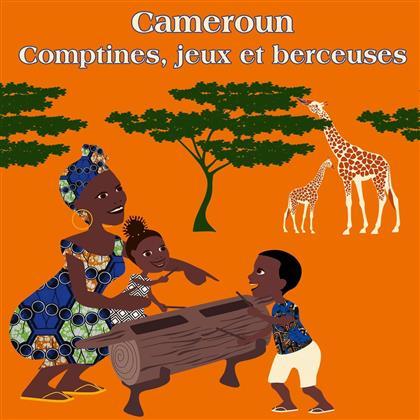 Cameroun, comptines, jeux et berceuses