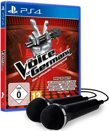 The Voice of Germany [inkl. 2 Micros]