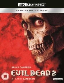 Evil Dead 2 (1987) (4K Ultra HD + Blu-ray)