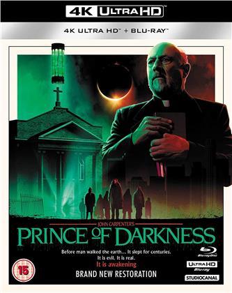 The Prince Of Darkness (1987) (4K Ultra HD + Blu-ray)